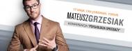 """Mateusz Grzesiak przyjeżdża do Torunia. Konferencja """"Psychologia sprzedaży"""" już 17 maja!"""