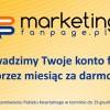 Skorzystaj z promocyjnych usług Agencji Marketingowej Marketing Fanpage